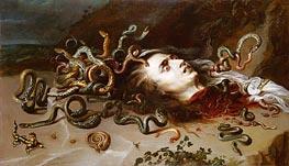 Rubens | The Head of Medusa | Giclée Canvas Print
