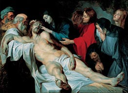 Rubens   The Mourning of Christ   Giclée Canvas Print
