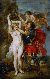 Perseus Freeing Andromeda, c.1641/42 by Rubens | Giclée Canvas Print