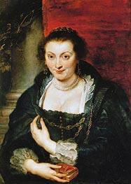 Rubens | Isabella Brant | Giclée Canvas Print