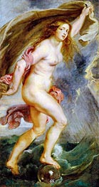 Fortune, c.1636/38 by Rubens | Giclée Canvas Print