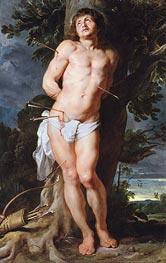 Rubens | Saint Sebastian | Giclée Canvas Print