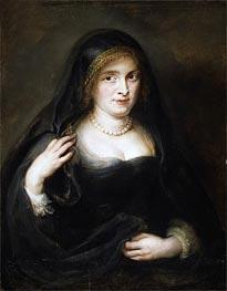 Rubens | Portrait of a Woman (Susanna Lunden), undated | Giclée Canvas Print