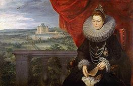 Rubens | The Infanta Isabel Clara Eugenia | Giclée Canvas Print