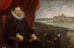Rubens | Archduke Alberto de Austria, c.1615 | Giclée Canvas Print
