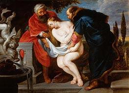 Rubens | Susanna and the Elders (Susanna Bathing), undated | Giclée Canvas Print