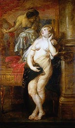 Rubens | Deianeira Tempted by Fama, c.1638 | Giclée Canvas Print