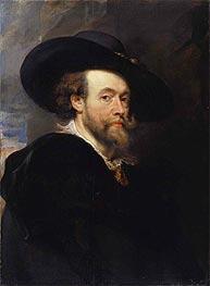 Rubens | Portrait of the Artist | Giclée Canvas Print
