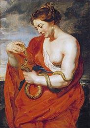 Hygeia, Goddess of Health, c.1615 by Rubens | Giclée Canvas Print