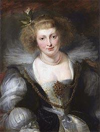 Rubens | Helena Fourment, undated | Giclée Canvas Print