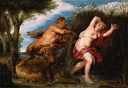 Pan and Syrinx, c.1620/25 by Rubens | Giclée Canvas Print
