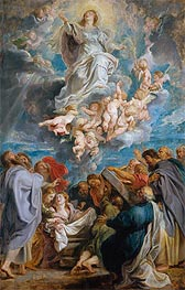 Rubens | The Assumption of the Virgin | Giclée Canvas Print