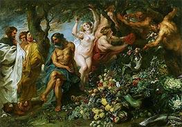 Rubens | Pythagoras Advocating Vegetarianism | Giclée Canvas Print