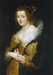 Rubens | Portrait of a Woman | Giclée Canvas Print