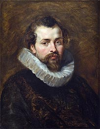 Rubens | Philippe Rubens (Artist's Brother), c.1610/11 | Giclée Canvas Print