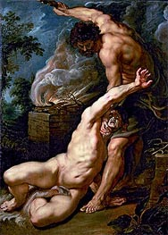 Cain Slaying Abel, c.1608/09 by Rubens | Giclée Canvas Print