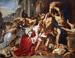 Rubens | The Massacre of the Innocents | Giclée Canvas Print