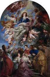 Rubens | Assumption of the Virgin, b.1640 | Giclée Canvas Print