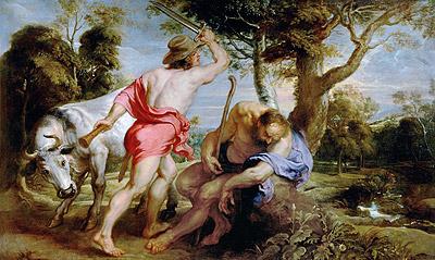 Mercury and Argos, c.1636/38 | Rubens | Painting Reproduction