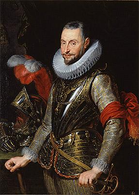 Marquis Ambrogio Spinola, c.1630 | Rubens | Painting Reproduction