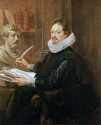 Jan Gaspar Gevartius, c.1628 | Rubens | Painting Reproduction