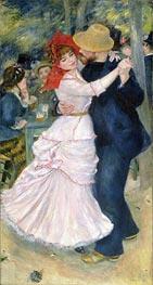 Renoir | Dance at Bougival, 1883 by | Giclée Canvas Print