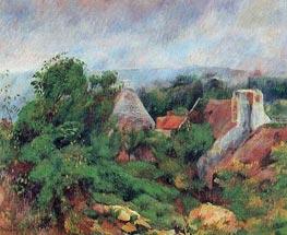 Renoir | La Roche-Guyon | Giclée Canvas Print