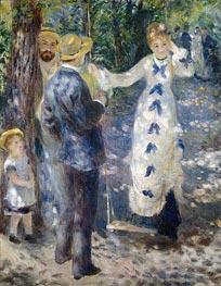 Renoir | The Swing | Giclée Canvas Print