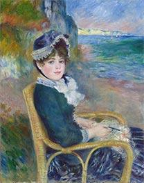 Renoir | By the Seashore | Giclée Canvas Print