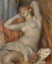 Renoir | The Sleeping Bather (The Sleeper), 1897 by | Giclée Canvas Print