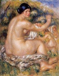 Renoir | After the Bath | Giclée Canvas Print