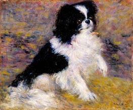 Renoir | Tama, the Japanese Dog, c.1876 | Giclée Canvas Print
