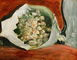 Renoir | Bouquet in a Theatre Box, c.1878/80 | Giclée Canvas Print