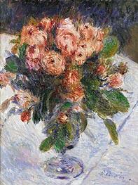 Renoir | Moss-Roses, c.1890 | Giclée Canvas Print
