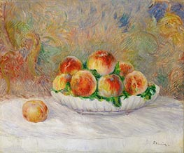 Renoir | Peaches, undated | Giclée Canvas Print