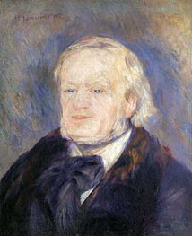 Renoir | Richard Wagner, 1882 | Giclée Canvas Print