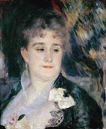 Renoir | Madame Georges Charpentier, c.1876/77 | Giclée Canvas Print