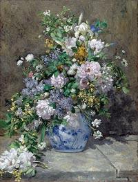Renoir | Spring Bouquet | Giclée Canvas Print