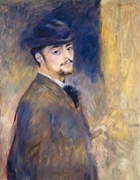Renoir | Self-Portrait, 1876 | Giclée Canvas Print