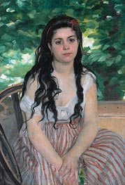 Renoir | Summer, 1868 | Giclée Canvas Print