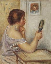 Renoir | Gabrielle Holding a Mirror, undated | Giclée Canvas Print