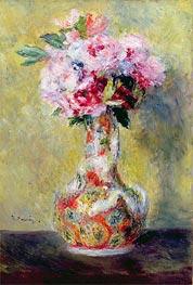 Renoir | Bouquet in a Vase, 1878 | Giclée Canvas Print