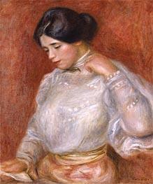 Renoir | Graziella, 1896 | Giclée Canvas Print