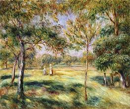 Renoir | The Glade, 1895 | Giclée Canvas Print