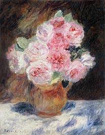 Renoir | Roses, 1878 | Giclée Canvas Print