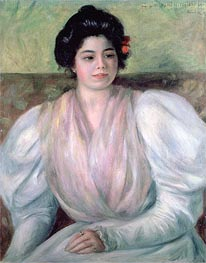 Renoir | Christine Lerolle, 1897 | Giclée Canvas Print
