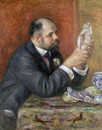 Renoir | Portrait of Ambroise Vollard, 1908 | Giclée Canvas Print