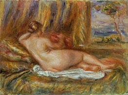 Renoir | Reclining Nude, 1914 | Giclée Canvas Print