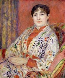 Renoir   Madame Heriot, 1882   Giclée Canvas Print