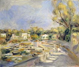 Renoir | Cagnes Countryside, undated | Giclée Canvas Print